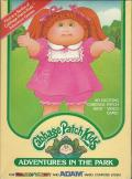 Cabbage Patch Kids Adventures in the Park ColecoVision Front Cover