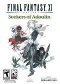Final Fantasy XI Online: Seekers of Adoulin Windows Front Cover