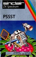 Pssst ZX Spectrum Front Cover