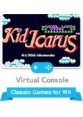 Kid Icarus Wii Front Cover