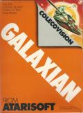 Galaxian ColecoVision Front Cover