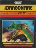 Dragonfire VIC-20 Front Cover