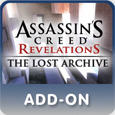 Assassin's Creed: Revelations - The Lost Archive PlayStation 3 Front Cover