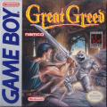 Great Greed Game Boy Front Cover