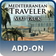 Assassin's Creed: Revelations - Mediterranean Traveler Map Pack PlayStation 3 Front Cover
