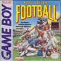 NES Play Action Football Game Boy Front Cover