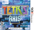 Tetris: Axis Nintendo 3DS Front Cover