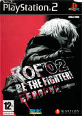 The King of Fighters 2002: Challenge to Ultimate Battle PlayStation 2 Front Cover