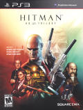 Hitman HD Trilogy PlayStation 3 Front Cover