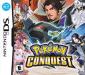 Pokémon Conquest Nintendo DS Front Cover