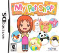 My Pet Shop Nintendo DS Front Cover