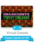 Crash 'n' the Boys: Street Challenge Wii Front Cover