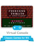 Princess Tomato in the Salad Kingdom Wii Front Cover