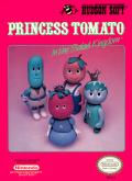 Princess Tomato in the Salad Kingdom NES Front Cover