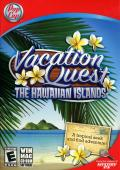 Vacation Quest: The Hawaiian Islands Macintosh Front Cover