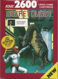 Secret Quest Atari 2600 Front Cover