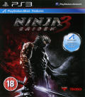 Ninja Gaiden 3 PlayStation 3 Front Cover