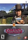 Sid Meier's Railroads! Macintosh Front Cover