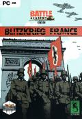 Battlefield Academy: Blitzkrieg France Windows Front Cover
