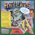 Robot Rascals DOS Front Cover