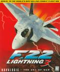 F-22 Lightning 3 Windows Front Cover