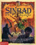 Sinbad and the Throne of the Falcon Commodore 64 Front Cover