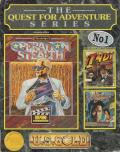 The Quest for Adventure Series No1 DOS Front Cover