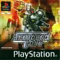 Armored Core PlayStation Front Cover