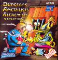 Dungeons, Amethysts, Alchemists 'n' Everythin' Atari ST Front Cover