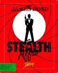 James Bond: The Stealth Affair DOS Front Cover