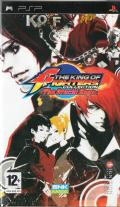 The King of Fighters Collection: The Orochi Saga PSP Front Cover