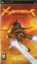 Xyanide: Resurrection PSP Front Cover