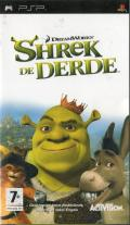 Shrek the Third PSP Front Cover