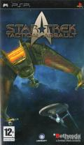Star Trek: Tactical Assault PSP Front Cover