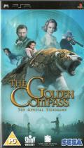 The Golden Compass PSP Front Cover