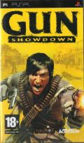 Gun: Showdown PSP Front Cover