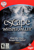 Escape Whisper Valley Macintosh Front Cover