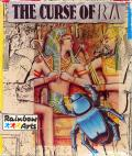 The Curse of RA Atari ST Front Cover