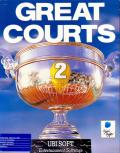 Great Courts 2 Atari ST Front Cover