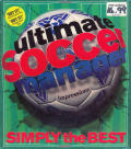 Ultimate Soccer Manager Amiga Front Cover