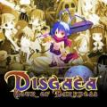 Disgaea: Hour of Darkness PlayStation 3 Front Cover