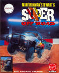 Ivan 'Ironman' Stewart's Super Off Road Atari ST Front Cover