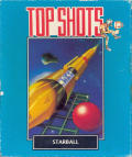 Spaceball Amiga Front Cover