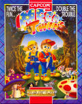 Chiki Chiki Boys Atari ST Front Cover