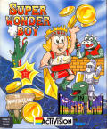 Wonder Boy in Monster Land Atari ST Front Cover