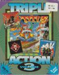 Triple Action: Volume 3 DOS Front Cover