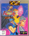 Fightin' Spirit Amiga Front Cover