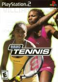Virtua Tennis 2 PlayStation 2 Front Cover