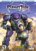 PlanetSide Windows Front Cover