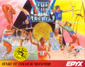 The Games: Summer Edition Atari ST Front Cover